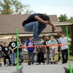 Garret Hight Ollie Contest Winner