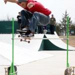 Dalton Dotson High Ollie