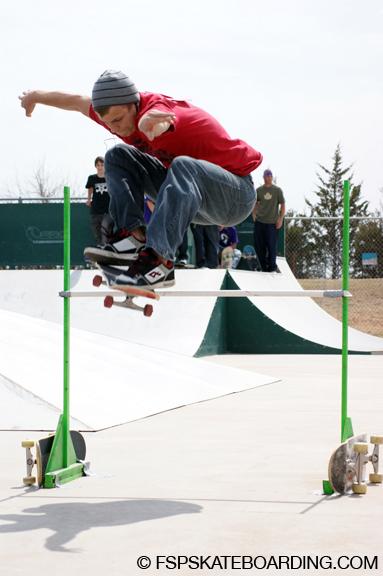 Dalton Dotson High Ollie » FSPSkateboarding