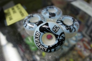 Deviance DH Wheels