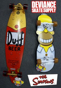 Simpsons @ Deviance