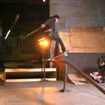 Dirty Front Blunt 2 Fakie