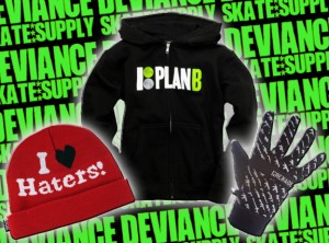 DEVIANCE WINTER GEAR